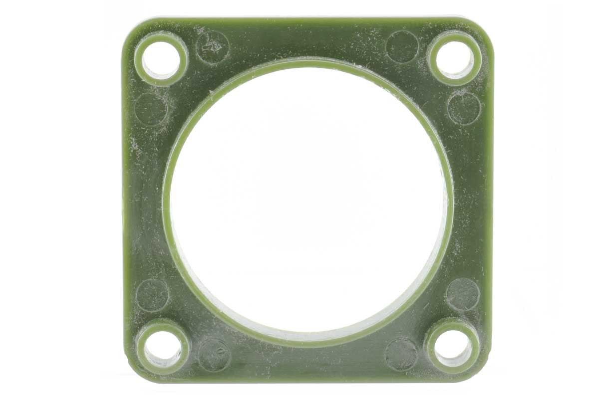 Amerline NATO accessories 11674729 green gasket vehicle receptacle intervehicle power front